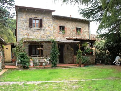 Photo for Ideal for families to enjoy the tranquility, history and Tuscan cuisine