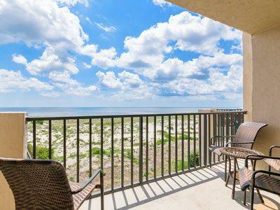 Photo for Oceanfront Family Friendly condo near the Ritz.
