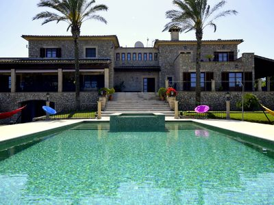 Photo for Luxury finca in a peaceful, sophisticated location w/extraordinary panorama view