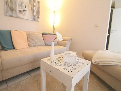 Photo for Obj. 66 - Charming apartment for 2-3 people, WLAN, 30 m z. Beach - Obj. 66 - Charming apartment for 2-3 people, Wi-Fi, 30 m z. Beach