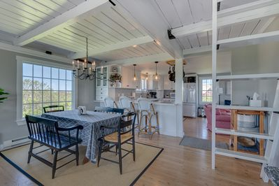 Privacy and Views on Nantucket Island - Tom Nevers on