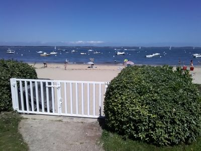 Photo for Arcachon Pereire beach apartment 6 people