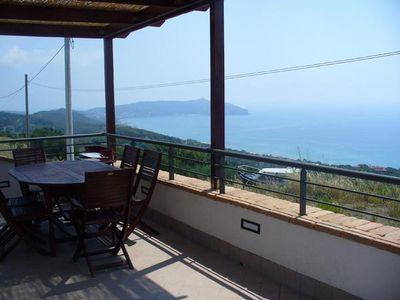 Photo for Holiday apartment Pisciotta for 4 - 7 persons with 2 bedrooms - Holiday apartment in one or multi-fa