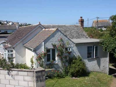 Photo for Comfortable Holiday Cottage In The Heart Of Polzeath