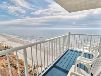Photo for Spectacular Oceanfront Three Bedroom Condo