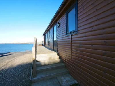 Photo for Vacation home Loch Leven Lodge in Kinross - 5 persons, 3 bedrooms
