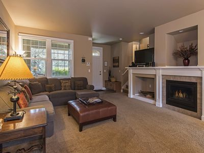 Photo for Immaculate Home with Hot Tub and Walking Distance to the Old Mill District!