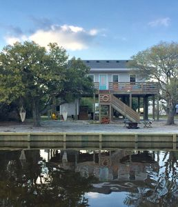 Photo for New In 2016 Canal Front Cottage