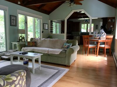 Photo for Fenced Dog-Friendly Retreat on Ogunquit River 1mi from beach