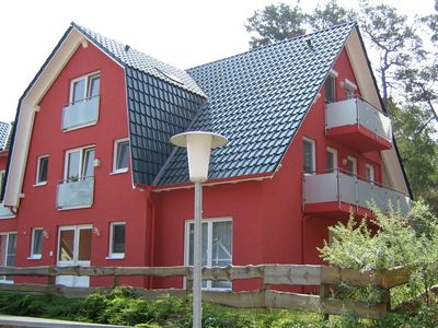 Photo for Apartment on Usedom, quiet and close to the beach (150m), free WiFi,