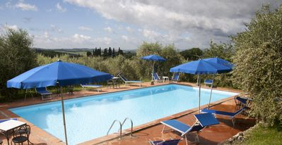 Photo for Chianti: farm 4 forest with swimming pool