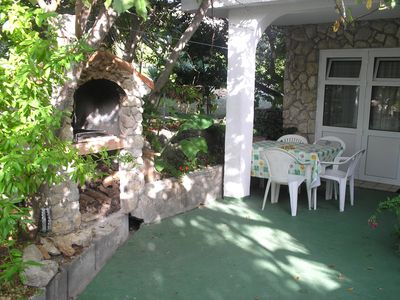 Photo for Holiday apartment Adriatic Sea at 80 m