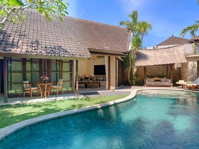 Photo for Bali Seminyak Private Pool 1 Bed Villa