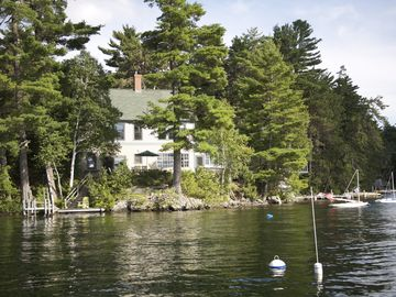 Lakes Region - Lakefront Home with private dock on Great East Lake - Smoke Free