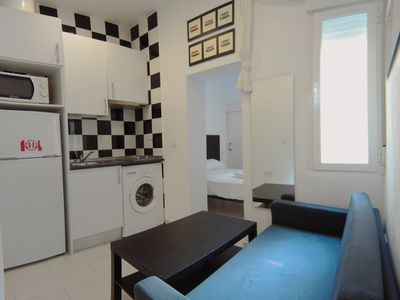 Photo for 25m2 Furnished Studio Built in 2016 RU2