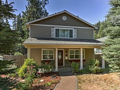 Photo for Charming Coeur d'Alene House - Minutes to Lake!
