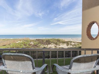 Suntide II 201 - Charming Condo, Private Balcony, Ocean is Your Backyard for Miles