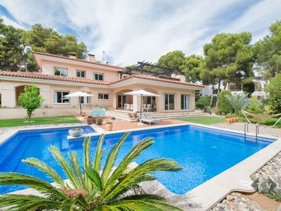 Photo for TH21 Beautiful villa rental in Salou 250m from the beach