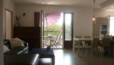Photo for Aix Downtown Comfortable Flat,3Bedrooms,2Bathrooms with private park