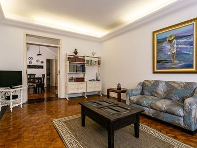 Photo for A large and complete house to stay in the heart of the city
