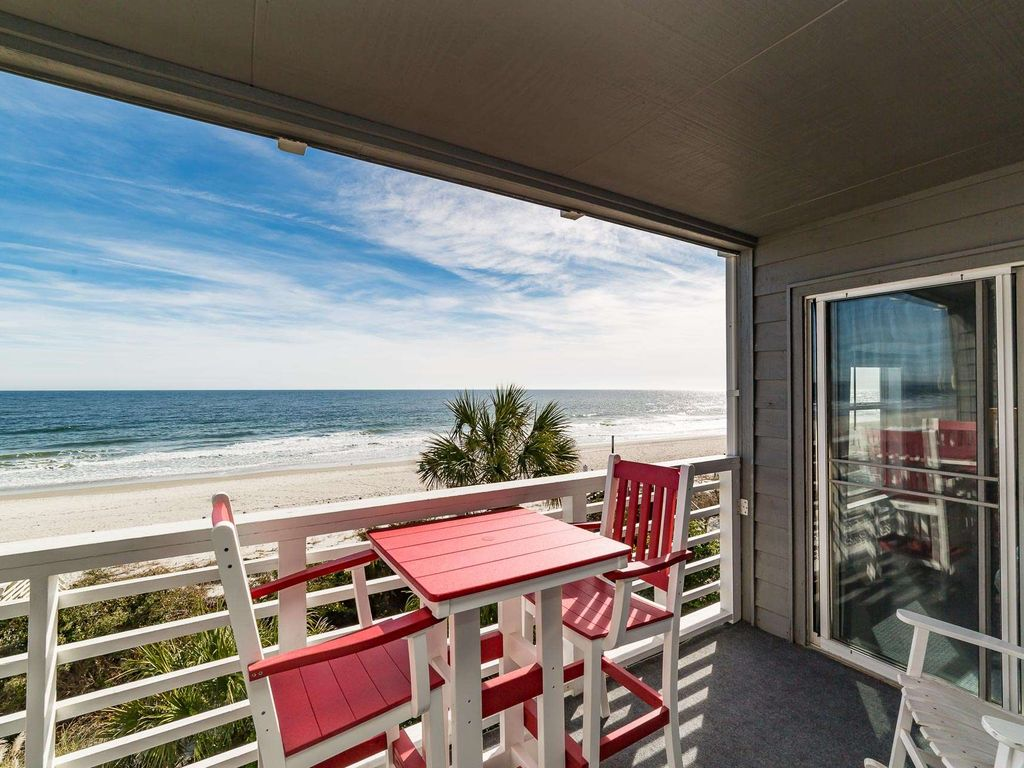 Surfside Beach Oceanfront Home Rentals
