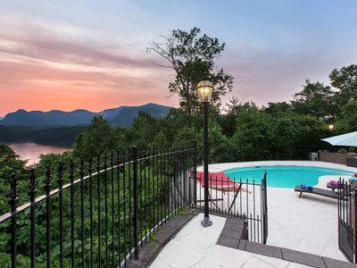 Photo for Panoramic Pool Paradise w/Pool, game room & Summer Deals!!!