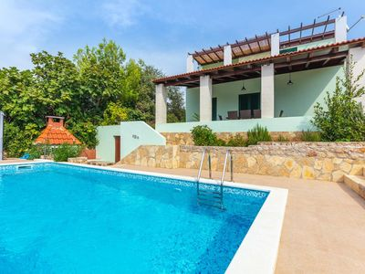 Photo for Seaside family friendly house with a swimming pool Ražanj (Rogoznica) - 13738
