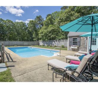 Photo for Beautiful Luxury Summer Retreat newly remodeled with heated salt water pool.
