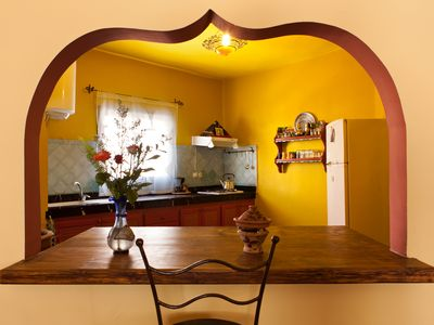 Photo for Beautiful apartment in an artistic setting near the beach