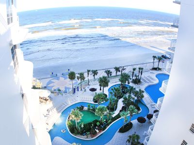 Photo for Wyndham Ocean Walk  - 2 BR Ocean View With Free Wi-Fi