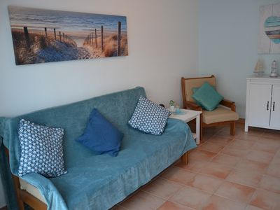 Photo for 2 bedroom apartment by the sea with sea view