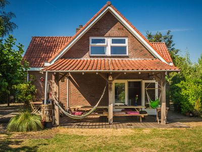 Photo for Holiday villa de Leeuwerik centrally located in the Netherlands