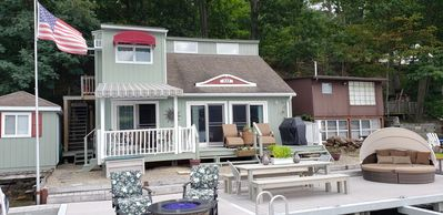 Photo for SunRae Hideaway - Lake Home on Keuka's Sun-Drenched East Side!