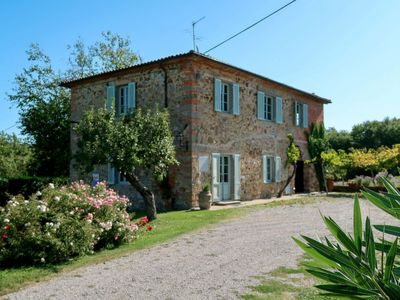 Photo for Vacation home Fattoria Casabianca (BUC150) in Bucine - 9 persons, 4 bedrooms