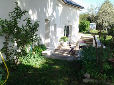 Photo for Holy abbey house with garden, quiet, comfortable and welcoming. Wireless