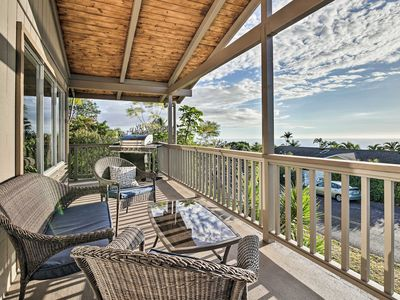 Photo for NEW! Hilltop Home w/Ocean View in Kailua-Kona!