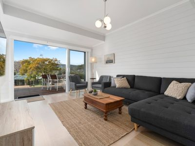 Photo for Renovated coastal cottage located within walking distance to beautiful beaches and cafe precinct.