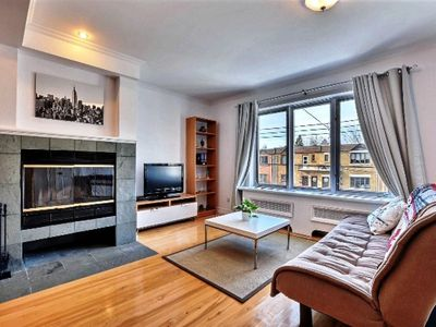 Photo for #134 Big and Bright, Open Concept APT in Cote-des-Neiges