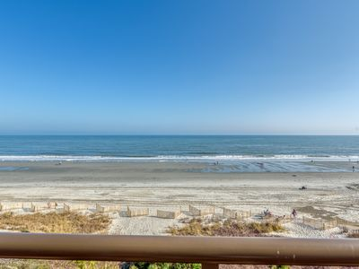 Photo for Spacious_Oceanfront/Sundeck_with_a_breathtaking_view_awaits you!
