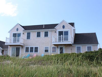 Photo for Charming beachfront home