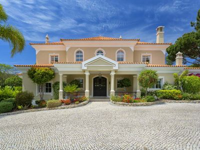 Photo for Quinta do Lago Villa, Sleeps 8 with Pool, Air Con and WiFi