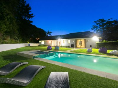 Photo for Contemporary Modern Hollywood Retreat With Pool, Hot Tub, and Open Floor Plan