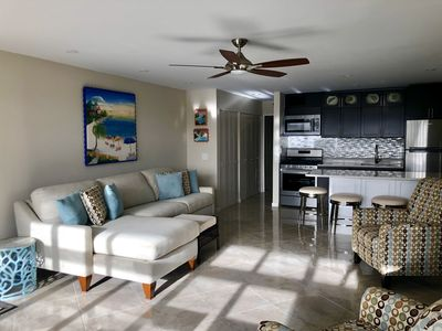 """Photo for """"Chill in Paradise"""" at Sapphire Beach Condo West!!"""