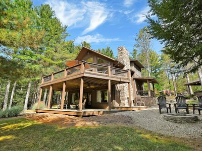 Photo for 5BR Cabin Vacation Rental in Logan, Ohio