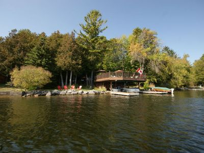 Photo for Executive Cottage On Clear Lake