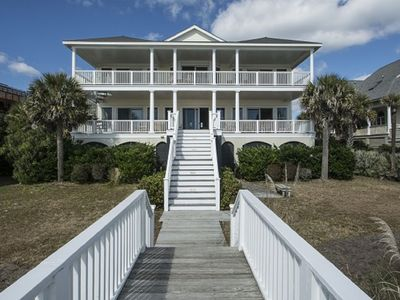 Photo for Charming Oceanfront Oasis with Access to Amenities