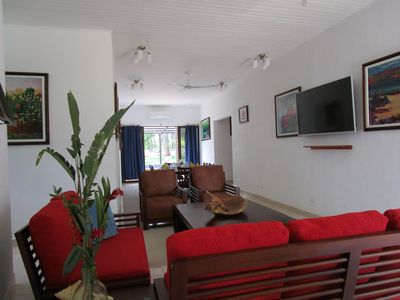Photo for Casa Pacifico 2-bedroom Apartment #1 Butterfly