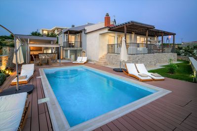 Villa Blue Lagoon with Swimming Pool - Primosten