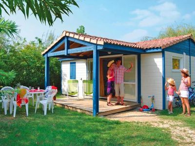Photo for Residence Port Lalande, Castelmoron-sur-Lot  in Französisches Binnenland - 4 persons, 2 bedrooms