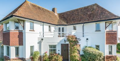 Photo for Large beach house by the sea the near Goodwood, Arundel and the South Downs